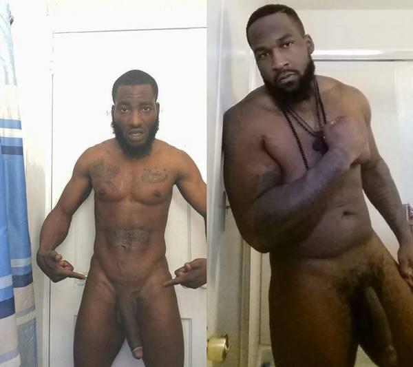 Negros pelados